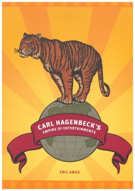 Cover of Carl Hagenbeck's Empire of Entertainments