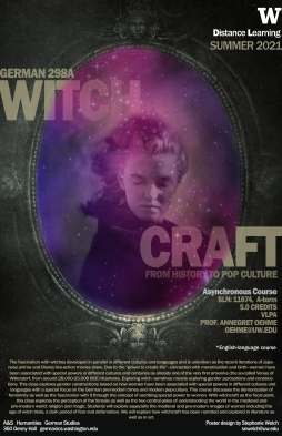"""""""Witchcraft: From History to Pop Culture"""""""