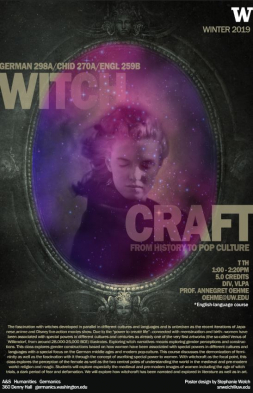 Witchcraft. From History to Pop Culture