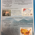 Project Future:  Field Guides for Living with Climate Change :: Project 4 -Team 3