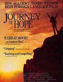 Journey of Hope film advertisement