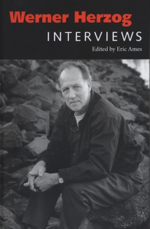 Werner Herzog Interviews book cover image