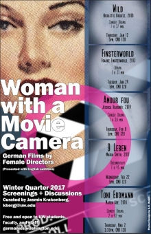 Winter 2017 Film Series in Germanics