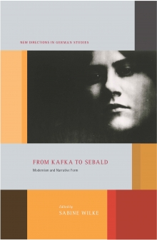 From Kafka to Sebald (cover art)