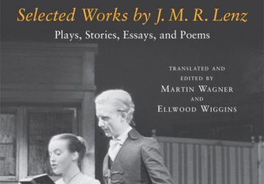 Selected Works by J. M. R. Lenz