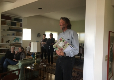 Rick Gray June 2017 retirement party