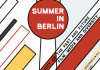 Summer in Berlin program poster