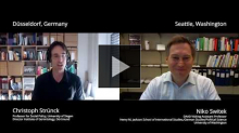 YouTube link to COVID19 Global Conversation: Germany